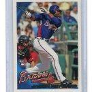 JASON HEYWARD 2010 Topps #353 ROOKIE Atlanta Braves