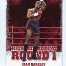 IRAN BARKLEY 2010 Ringside Boxing TKO Round One 1