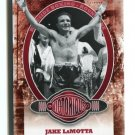 JAKE LaMOTTA 2010 Ringside Boxing TKO Victorious
