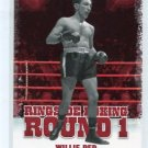 WILLIE PEP 2010 Ringside Boxing TKO Round One 1