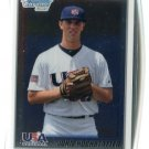 JOHN HOCHSTATTER 2010 Bowman Chrome USA Baseball ROOKIE #USA-4