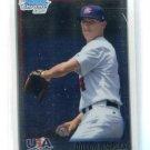 DILLON MAPLES 2010 Bowman Chrome USA Baseball ROOKIE #USA-9