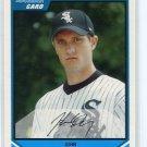 JOHN ELY 2007 Bowman ROOKIE #BDPP16 Chicago White Sox