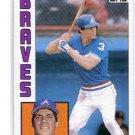 DALE MURPHY 1985 Topps #150 Altanta Braves