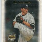 PHIL HUGHES 2007 Upper Deck UD Masterpieces #77 ROOKIE New York NY Yankees