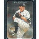 PHIL HUGHES 2007 Upper Deck UD Masterpieces BLACK BORDER SP #77 New York NY Yankees #d/99