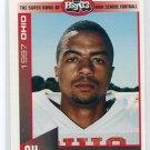 MIKE CLINKSCALE 1997 Big 33 Ohio High School card WAKE FOREST Demon Decons