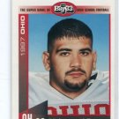 MOHAMMAD ROMAN 1997 Big 33 Ohio High School card MARSHALL Thundering Herd