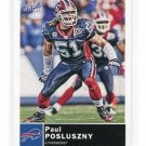 PAUL POSLUSZNY 2010 Topps Magic #215 Penn State BILLS