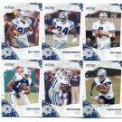(11) Dallas COWBOYS 2010 Score TEAM LOT Stars - Romo, Austin, Witten, Ware, more