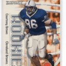 COURTNEY BROWN 2000 Skybox Impact #75 ROOKIE Penn State BROWNS