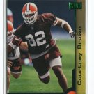 COURTNEY BROWN 2000 Skybox #201 ROOKIE Penn State BROWNS