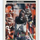 COURTNEY BROWN 2001 Upper Deck UD Victory #85 Penn State BROWNS