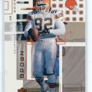 COURTNEY BROWN 2002 Upper Deck UD MVP #53 Penn State BROWNS