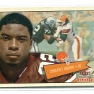 COURTNEY BROWN 2001 Fleer Tradition Glossy #39 Penn State BROWNS