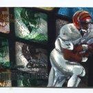 Ki-JANA CARTER 1996 Select Building Blocks #5 INSERT Penn State BENGALS