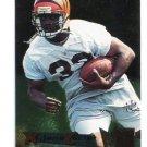 Ki-JANA CARTER 1995 Fleer Metal #35 ROOKIE Penn State BENGALS