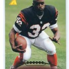 Ki-JANA CARTER 1995 Pinnacle #209 ROOKIE Penn State BENGALS