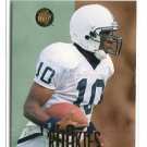 BOBBY ENGRAM 1996 Fleer Ultra  #167 ROOKIE Penn State BEARS
