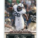 TONY HUNT 2007 Playoff Prestige #160 Eagles PENN STATE Rookie