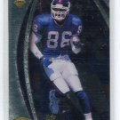 JOE JUREVICIUS 1998 CE Masters #113 ROOKIE Penn State Nittany Lions NEW YORK NY Giants #d/3000