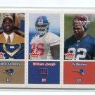 JIMMY KENNEDY 2003 Fleer Tradition #288 Penn State RAMS Rookie