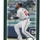 JASON HEYWARD 2010 Bowman Draft Picks #BDP40  ROOKIE Atlanta Braves