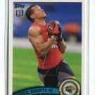 CECIL SHORTS III 2011 Topps #385 ROOKIE Jaguars WR