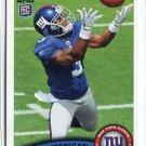 JERREL JERNIGAN  2011 Topps #235 ROOKIE New York NY Giants TROY WR