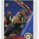 ALLEN BAILEY 2011 Topps #348 ROOKIE Kansas City KC Chiefs MIAMI HURRICANES Canes