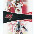 JOSH FREEMAN / MIKE WILLIAMS 2011 Topps The Franchise INSERT Tampa Bay TB BUCS