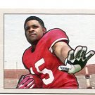 MICHAEL CRABTREE 2011 Topps 52 Bowman Mini INSERT 49ers TEXAS TECH Red Raiders