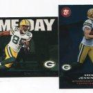 GREG JENNINGS 2011 Topps Game Day INSERT Green Bay Packers