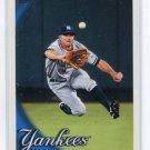 BRETT GARDNER 2010 Topps #547 New York NY Yankees