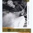 JACK NICKLAUS 2001 Upper Deck UD The Golden Bear 1973