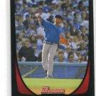 STARLIN CASTRO 2011 Bowman #98 Chicago Cubs
