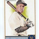 CURTIS GRANDERSON 2011 Topps Allen and Ginter A&G #33 New york NY Yankees