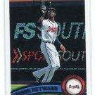 JASON HEYWARD 2011 Topps Series 2 #510 Braves