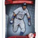 CURTIS GRANDERSON 2010 Topps Peak Performance INSERT #PP-77 New York NY Yankees