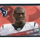 JACOBY JONES 2011 Panini Sticker #124 Houtson Texans