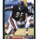 RICHARD DENT 2011 Panini Sticker Hall of Fame #492 Chicago Bears
