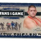 RULON GARDNER  2005 Playoff Prestige Fans of the Game USA Wrestling OLYMPICS The Biggest Loser