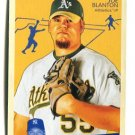 JOE BLANTON 2008 Upper Deck UD Goudey #133 Philadelphia Phillies A's