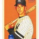 JORGE POSADA 2008 Upper Deck UD Goudey #125 New York NY Yankees