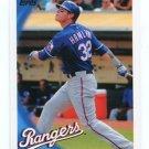 JOSH HAMILTON 2010 Topps #175 Texas Rangers