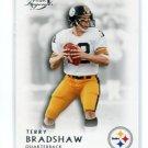 TERRY BRADSHAW 2011 Topps Gridiron Legends #60 Pittsburgh Steelers QB