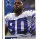 JAY RATLIFF 2010 Panini Sticker #291 Dallas Cowboys