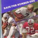 JOE THEISMAN / JACK TATUM / WORSTER 1970 Sports Illustrated SI Notre Same OHIO STATE Texas 11/9/70