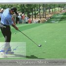 PADRAIG HARRINGTON 2005 SP Signature Golf Signature Shots AUTO Signed AUTOGRAPH 8x10 PGA