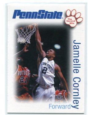 JAMELLE CORNLEY 2006 Penn State Second Mile BASKETBALL